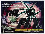 The Fly - 1958 - Movie Poster