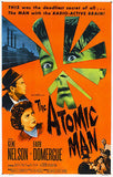 The Atomic Man - 1955 - Movie Poster