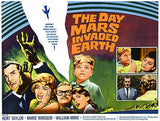 The Day Mars Invaded Earth - 1963 - Movie Poster