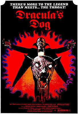 Dracula's Dog - 1978 - Movie Poster