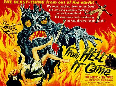 From Hell It Came - 1957 - Movie Poster Mug