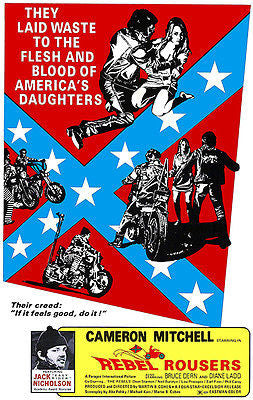 Rebel Rousers - 1970 - Movie Poster