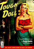 Tough Doll - 1951 - Pulp Novel Cover Poster