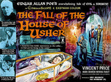 The Fall of the House of Usher - 1960 - Movie Poster