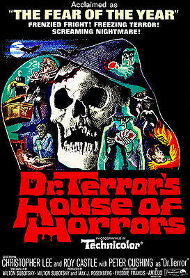 Dr. Terror's House of Horrors - 1965 - Movie Poster