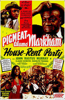 House Rent Party - 1946 - Movie Poster