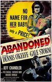 Abandoned - 1949 - Movie Poster