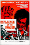 Challenge of the Dragon - 1978 - Movie Poster