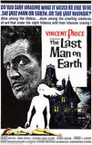 The Last Man On Earth - 1964 - Movie Poster