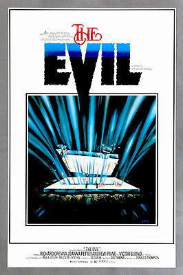 The Evil - 1978 - Movie Poster