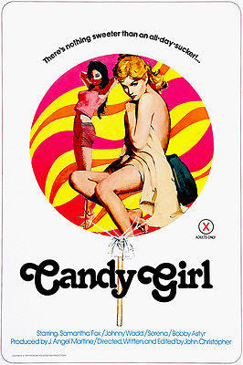 Candy Girl - 1979 - Movie Poster