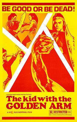 The Kid With The Golden Arm - 1979 - Movie Poster Mug