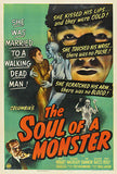 The Soul of a Monster - 1944 - Movie Poster