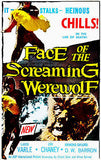 Face of the Screaming Werewolf - 1964 - Movie Poster