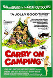 Carry On Camping - 1969 - Movie Poster