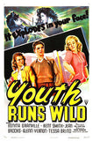 Youth Runs Wild - 1944 - Movie Poster