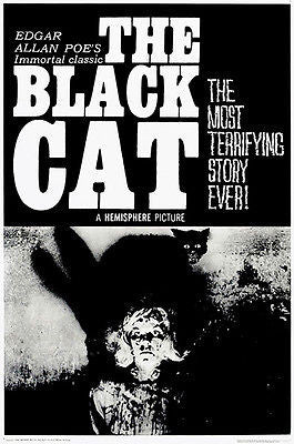 The Black Cat - 1966 - Movie Poster