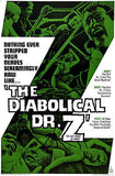 The Diabolical Dr. Z - 1966 - Movie Poster
