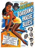 Boarding House Blues - 1948 - Movie Poster