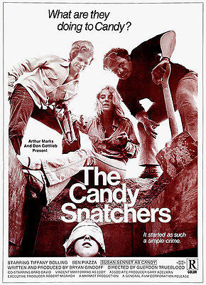 The Candy Snatchers - 1973 - Movie Poster