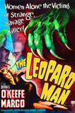 The Leopard Man - 1943 - Movie Poster