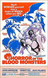 Horror of the Blood Monsters - 1970 - Movie Poster Mug