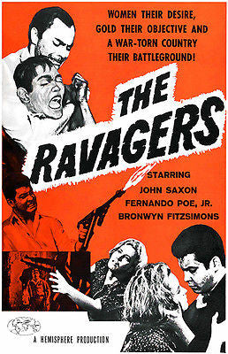 The Ravagers - 1965 - Movie Poster