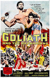 Goliath And The Barbarians - 1959 - Movie Poster