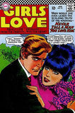 Girls' Love Stories #121 - August 1966 - Comic Book Cover Mug