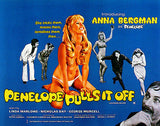 Penelope Pulls It Off - 1975 - Movie Poster