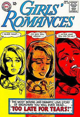 Girls' Romances #103 - September 1964 - Comic Book Cover Mug