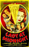 Lady At Midnight - 1948 - Movie Poster