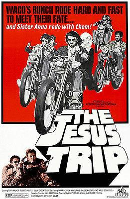 The Jesus Trip - 1971 - Movie Poster Mug