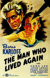 The Man Who Lived Again - 1936 - Movie Poster