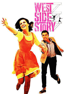West Side Story - 1961 - Movie Poster