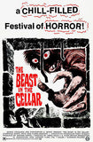 The Beast In The Cellar - 1970 - Movie Poster