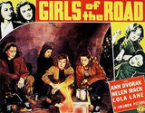 Girls Of The Road - 1940 - Movie Poster Mug