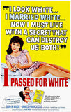 I Passed For White - 1960 - Movie Poster