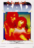 Andy Warhol's BAD - 1977 - Movie Poster