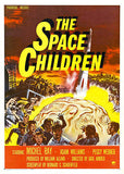 The Space Children - 1958 - Movie Poster