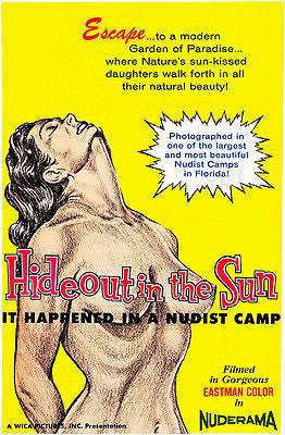 Hideout In The Sun - 1960 - Movie Poster