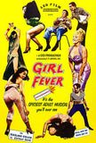 Girl Fever - 1960 - Movie Poster