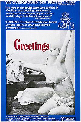 Greetings - 1968 - Movie Poster Mug
