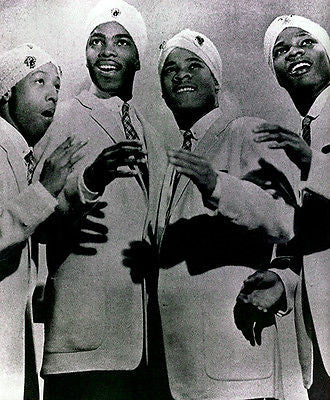 The Turbans - 1956 - Band Promotional Poster