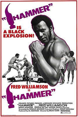 Hammer - 1972 - Movie Poster Mug