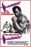 Hammer - 1972 - Movie Poster