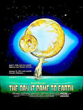 The Day It Came To Earth - 1979 - Movie Poster