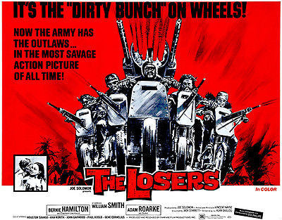 The Losers - 1970 - Movie Poster