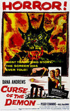 Curse Of The Demon - 1957 - Movie Poster