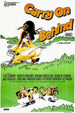 Carry On Behind - 1975 - Movie Poster